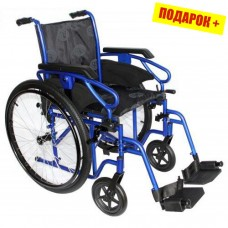 Универсальная инвалидная коляска Millenium ІІІ + насос OSD