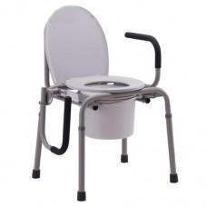 Кресло-туалет с откидными подлокотниками A8900AD Nova