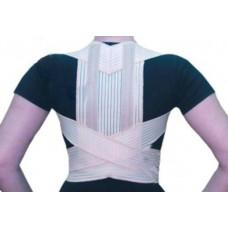 Ортез на грудной отдел позвоночника с рёбрами жесткости Аэро ОХ.11