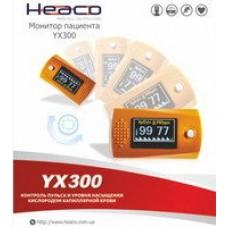 Миниатюрный пульсоксиметр YX 300