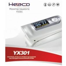 Миниатюрный пульсоксиметр YX 301