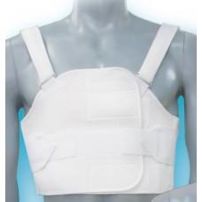 Бандаж реберный послеоперационный разъемный на грудную клетку БР - 3Т Реабилитимед