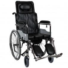Многофункциональная коляска с туалетом MOD-2-45 OSD