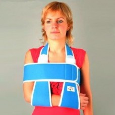 Бандаж для фиксации локтевого сустава и плечевого пояса РП-6КМ (XXL) Реабилитимед