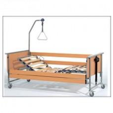 Кровать медицинская четырехсекционная с электроприводом Domiflex Bock
