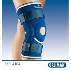 Ортез коленного сустава c регулировкой 4104 Orliman