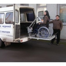 Площадка подъемная автомобильная типа ППА-150г Шанс/Норма-Трейд
