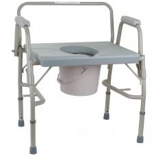 Стул для ванной и душа со спинкой OSD-BL610201