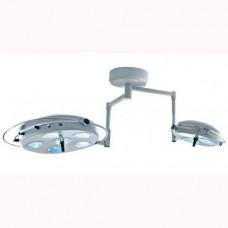 Светильник операционный девятирефлекторный потолочный L2000 6+3-II  Биомед