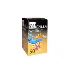 Тест-полоски 50 шт. Wellion Calla Light