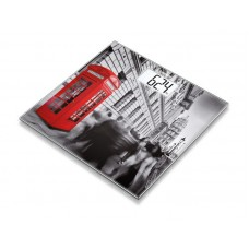 Стеклянные весы GS 203 London Beurer