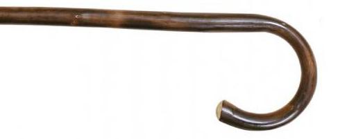 палка для ходьбы из дерева